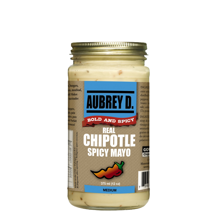 Aubrey D. REAL CHIPOTLE SPICY MAYO