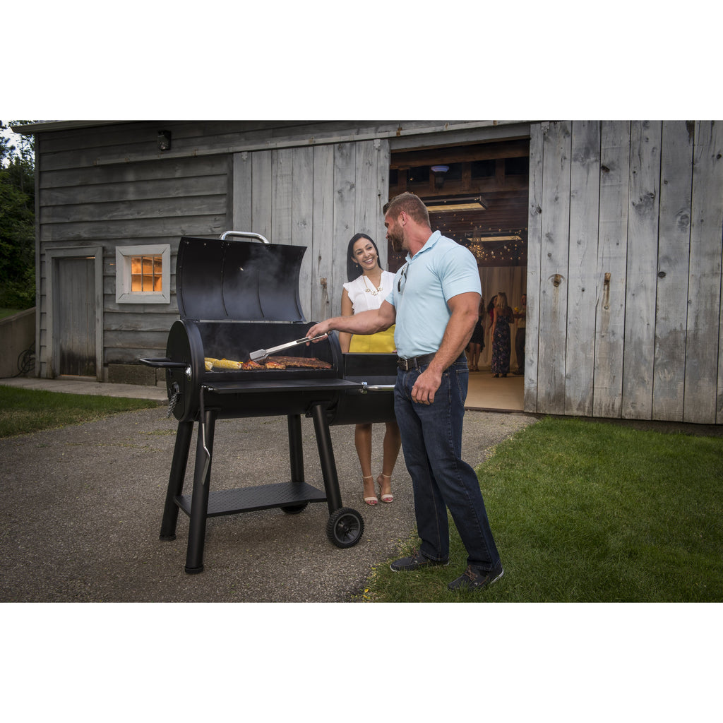 Broil King Regal Charcoal Offset 500