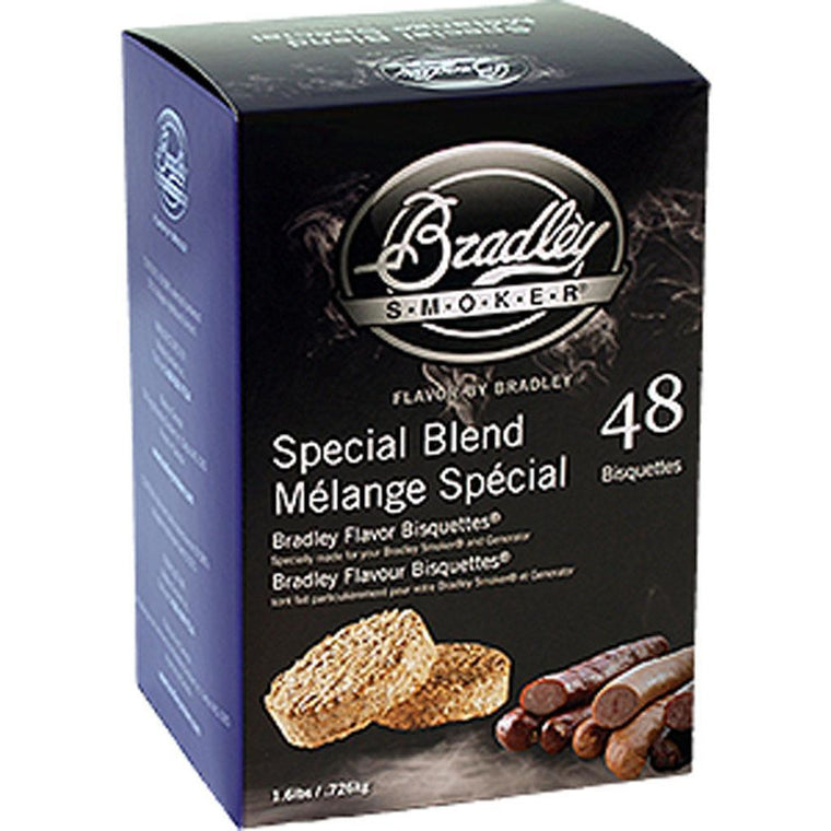 Bradley Special Blend Bisquettes 24Pk