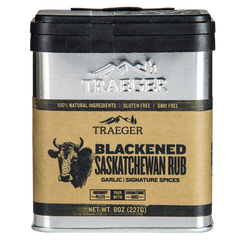 Traeger Rub - Blackened Saskatchewan Rub