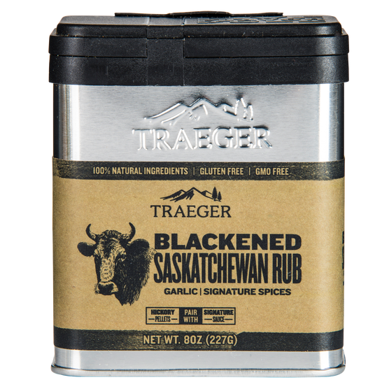 Traeger Blackened Saskatchewan Rub