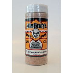 John Henry's - Blackening Rub Seasoning