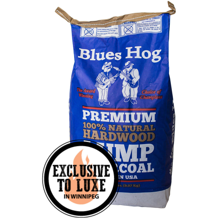 Blues Hog Charcoal 20Lb