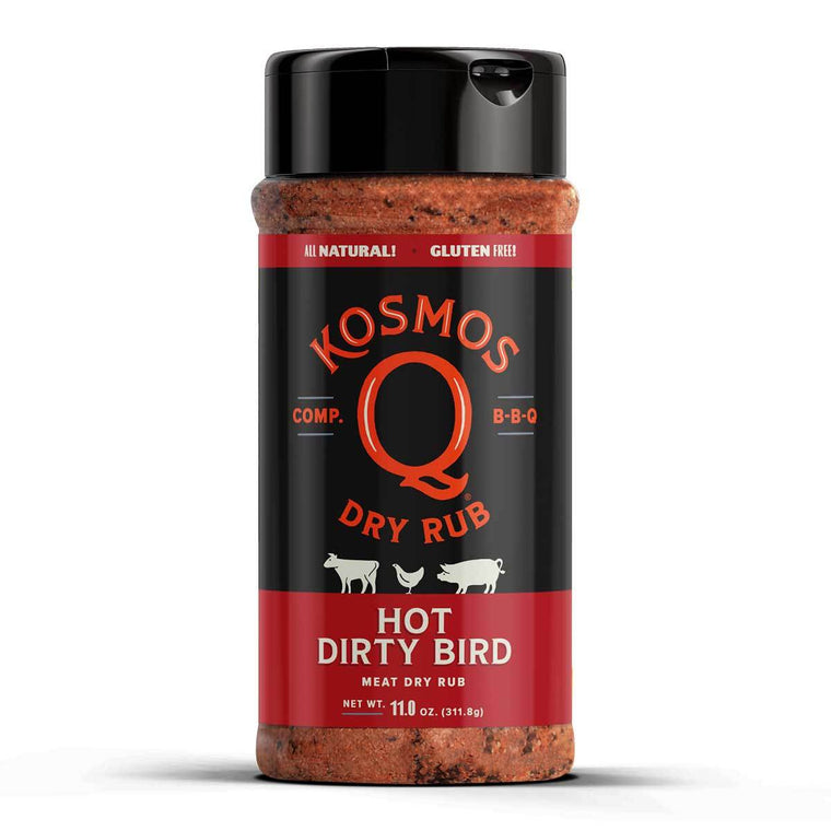 Kosmo's Dirty Bird HOT Rub