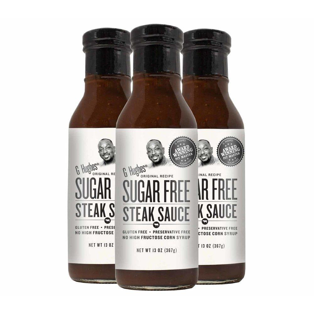 G Hughes Original Recipe Sugar Free - Steak Sauce