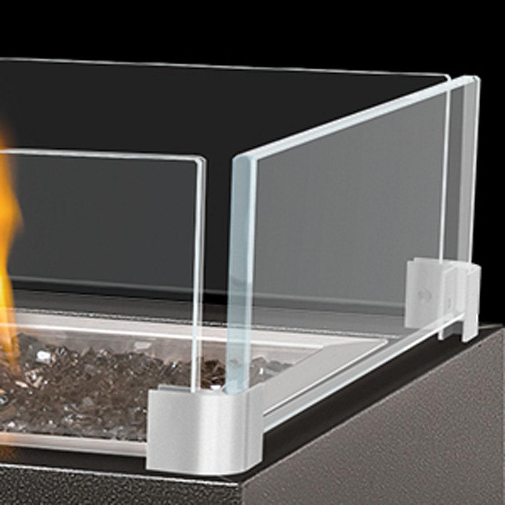 Napoleon Windscreen For Linear Gas Patioflame Luxe