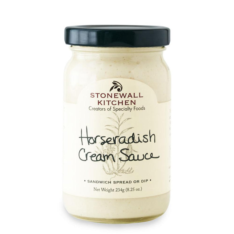 Stonewall Kitchen - Horseradish Cream Sauce