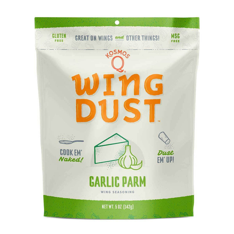 Kosmo's Garlic Parm Wing Dust
