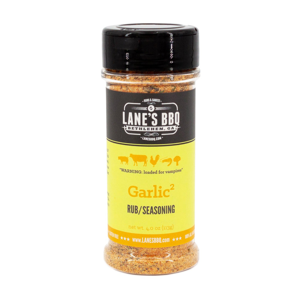 Lane's BBQ - Garlic'2 Rub - 4oz