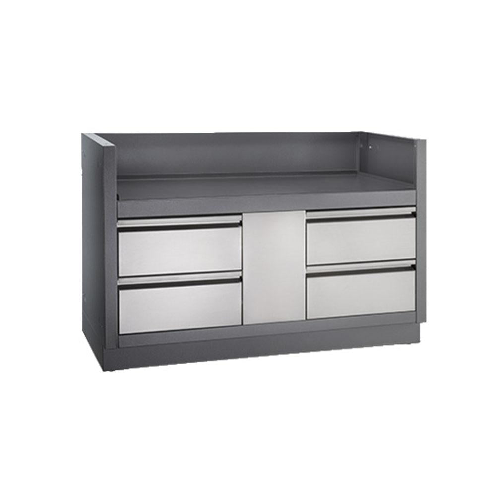 Napoleon OASIS™ Under Grill Cabinet for Built-In Prestige™ PRO 825 Gas Grill Head