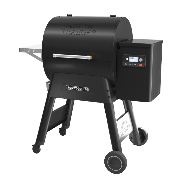 Traeger Grill - Ironwood 650 D2
