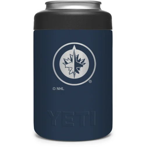 Yeti Rambler 355ml Colster 2.0 Can Insulator - Jets/Navy