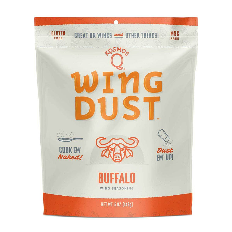 Kosmo's Buffalo Wing Dust