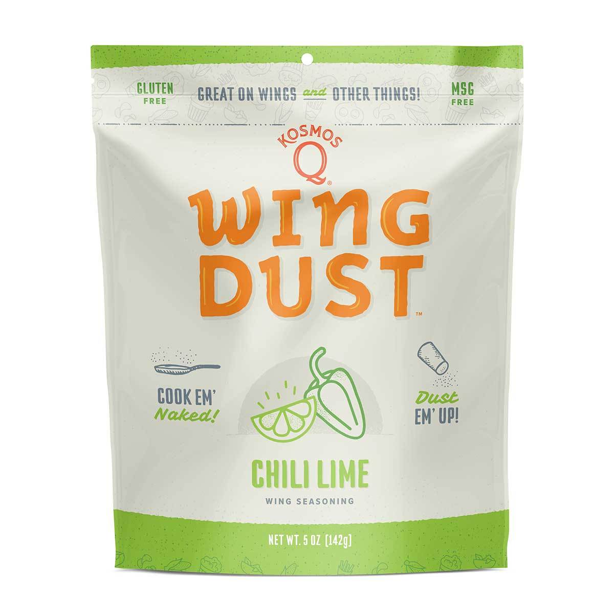 Kosmo's Wing Dust - Chili Lime