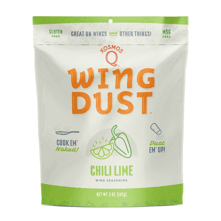 Kosmo's Chili Lime Wing Dust