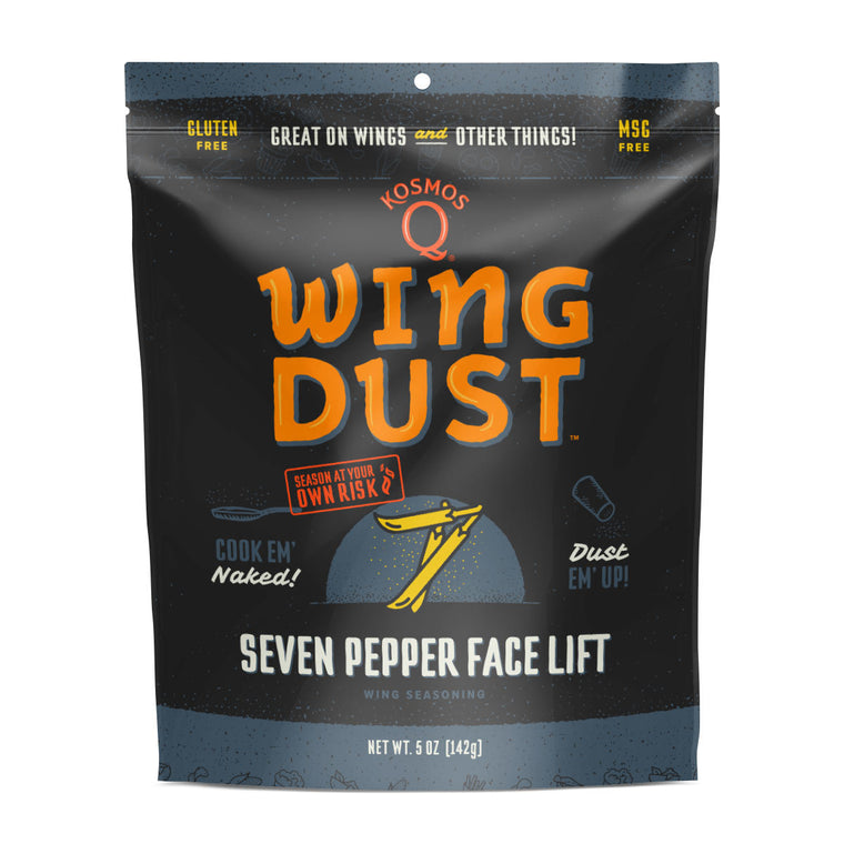 Kosmo's Seven Pepper Wing Dust