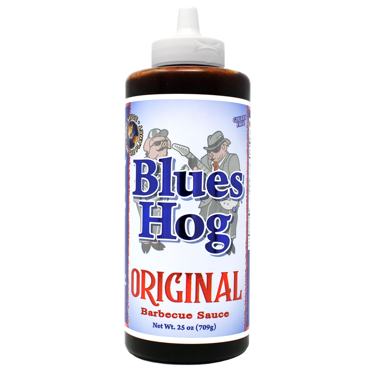 Blues Hog - Original Sauce - 24oz Squeeze Bottle