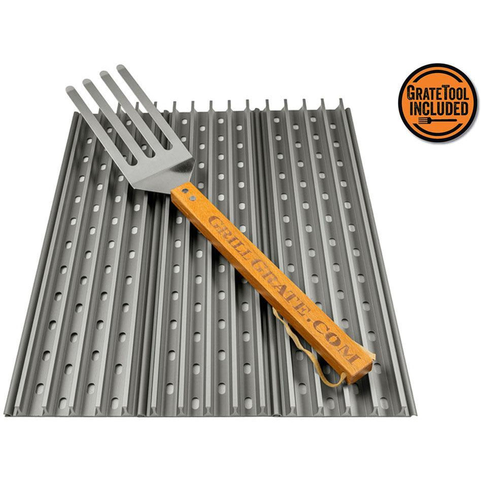 "Grill Grate 18.5"" Pellet Grill Sear Station (15.375"" WIDE)"