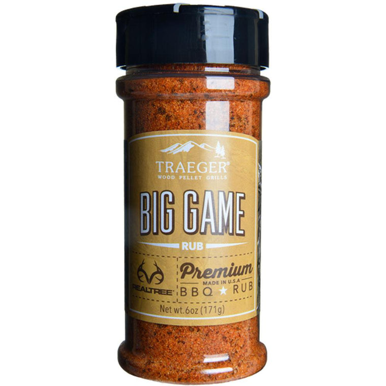 Traeger Big Game Blend Rub