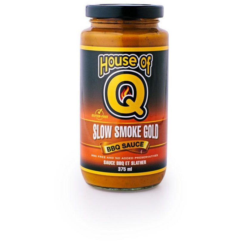 House of Q Slow Smoke Gold Sauce