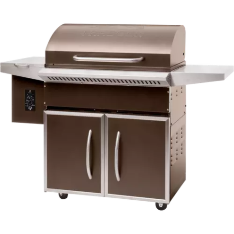 Traeger Grill - Select Pro Bronze