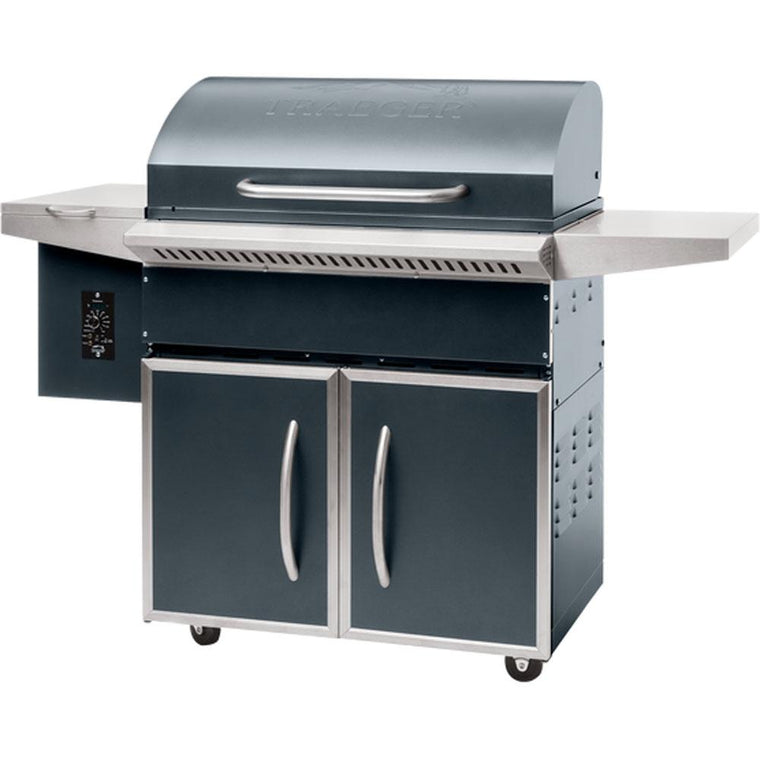 Traeger Select Pro Grill - Blue