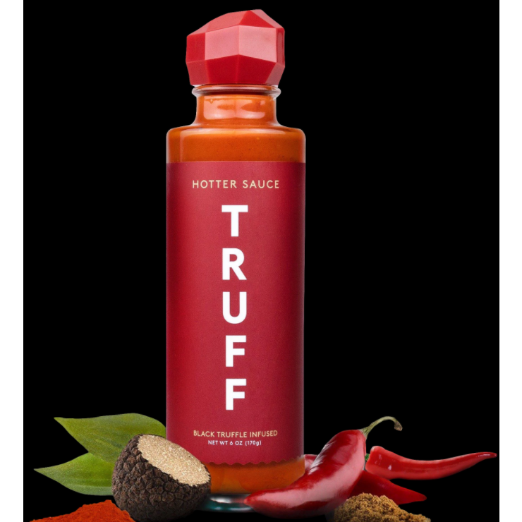 Truff Hotter Sauce - Black Truffle Infused