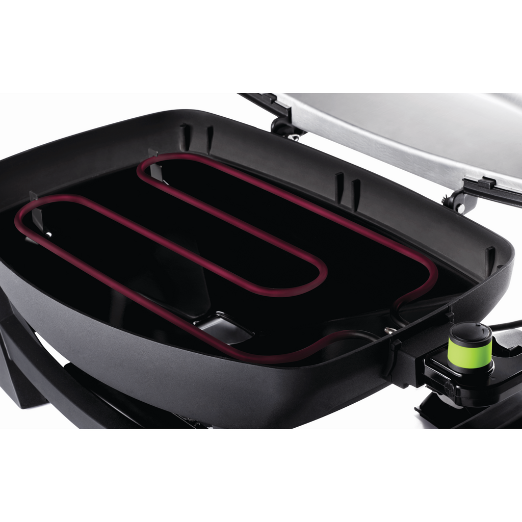 Napoleon Travel Q Pro285E Portable Electric Grill - Black