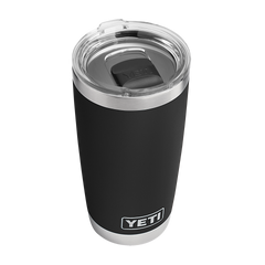 Yeti Rambler 591ml/ 20oz Tumbler with Magslider Lid - Black