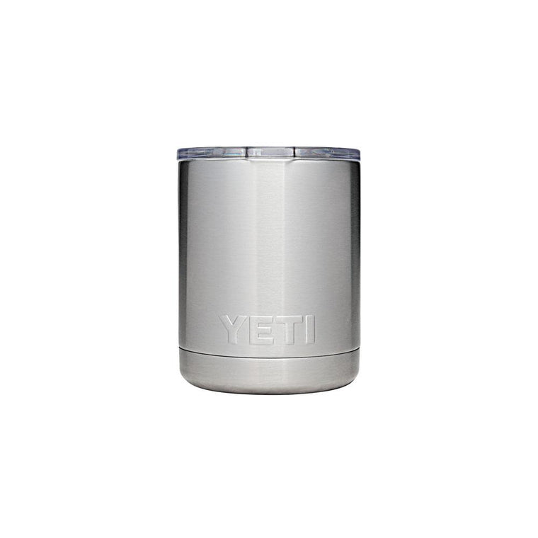 Yeti Rambler 10oz Lowball - Custom Engraved