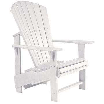 CRP Upright Adirondack Chair