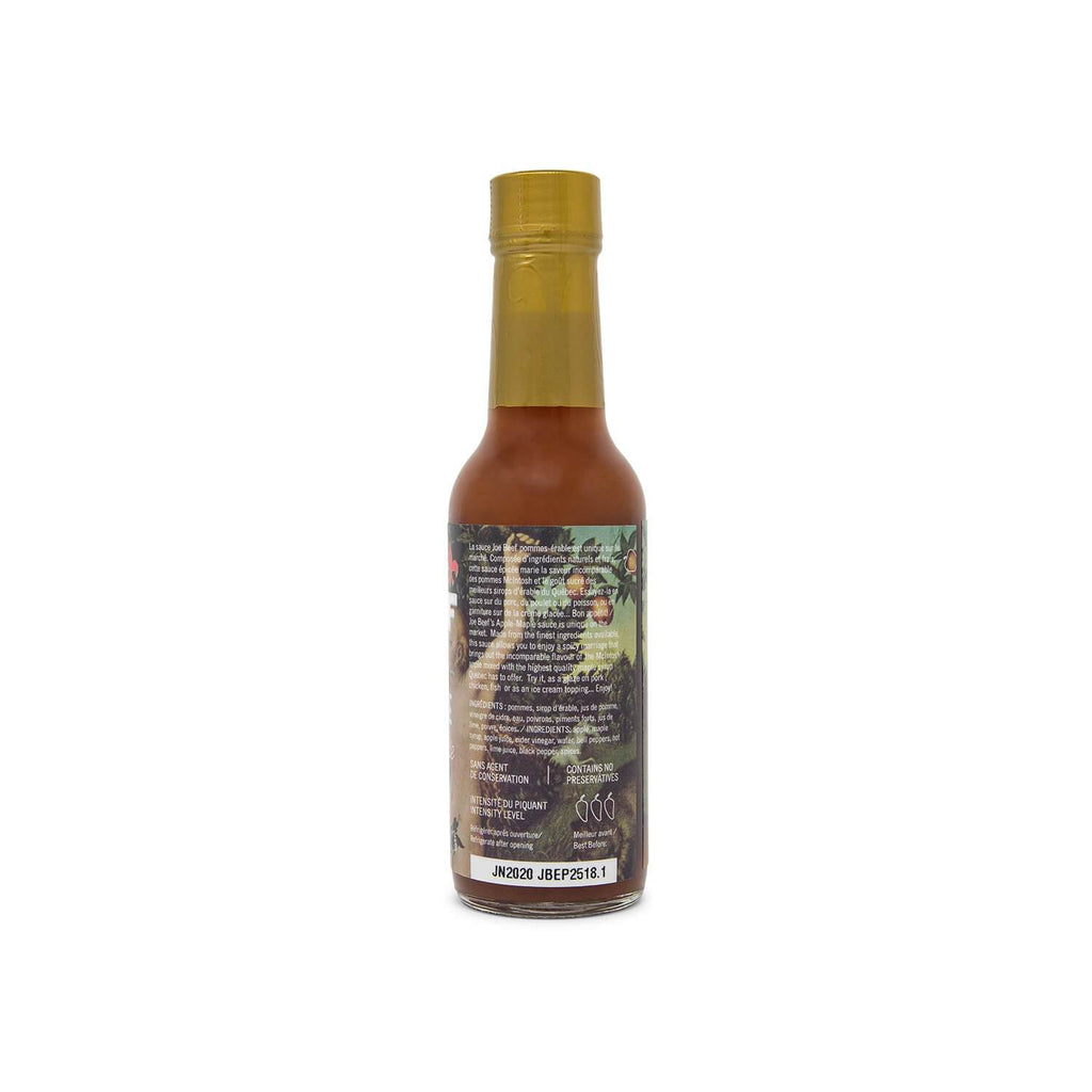 Joe Beef - Hot Sauce Apple Maple
