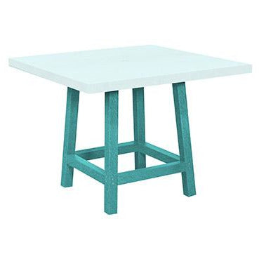 "CRP 40"" Square Dining Table"
