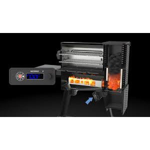 Masterbuilt Gravity Series 1050 Digital Gravity Fed Charcoal Smoker