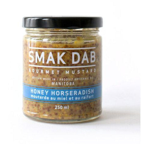 Smak Dab - Honey Horseradish