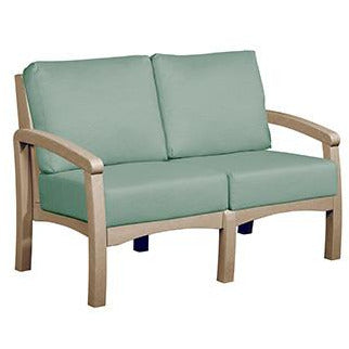 CRP Bay Breeze Love Seat with Cushions