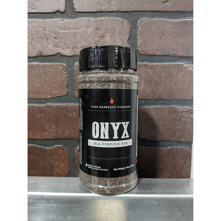 Luxe Barbeque Company ONYX All Purpose Rub