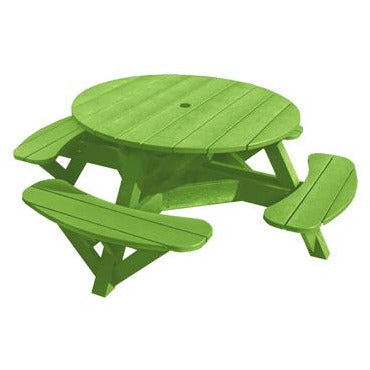 CR Plastic products Picnic Table