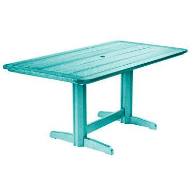 "CRP 72"" Rectangular Dining Table"