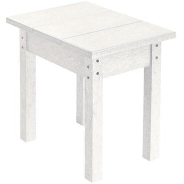 CR Plastic products Small Rectangular Table