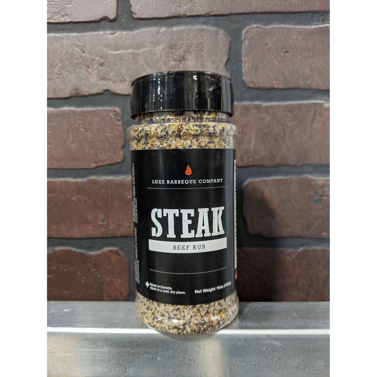 Luxe Barbeque Company STEAK Beef Rub