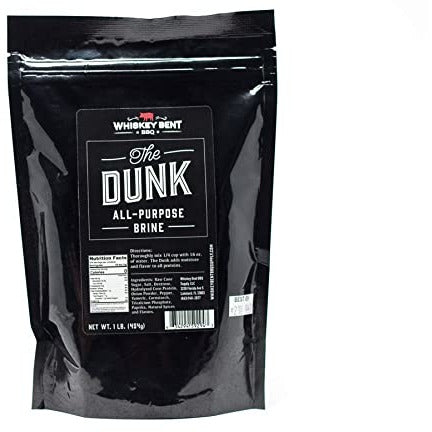 Whiskey Bent BBQ - The Dunk All Purpose Brine