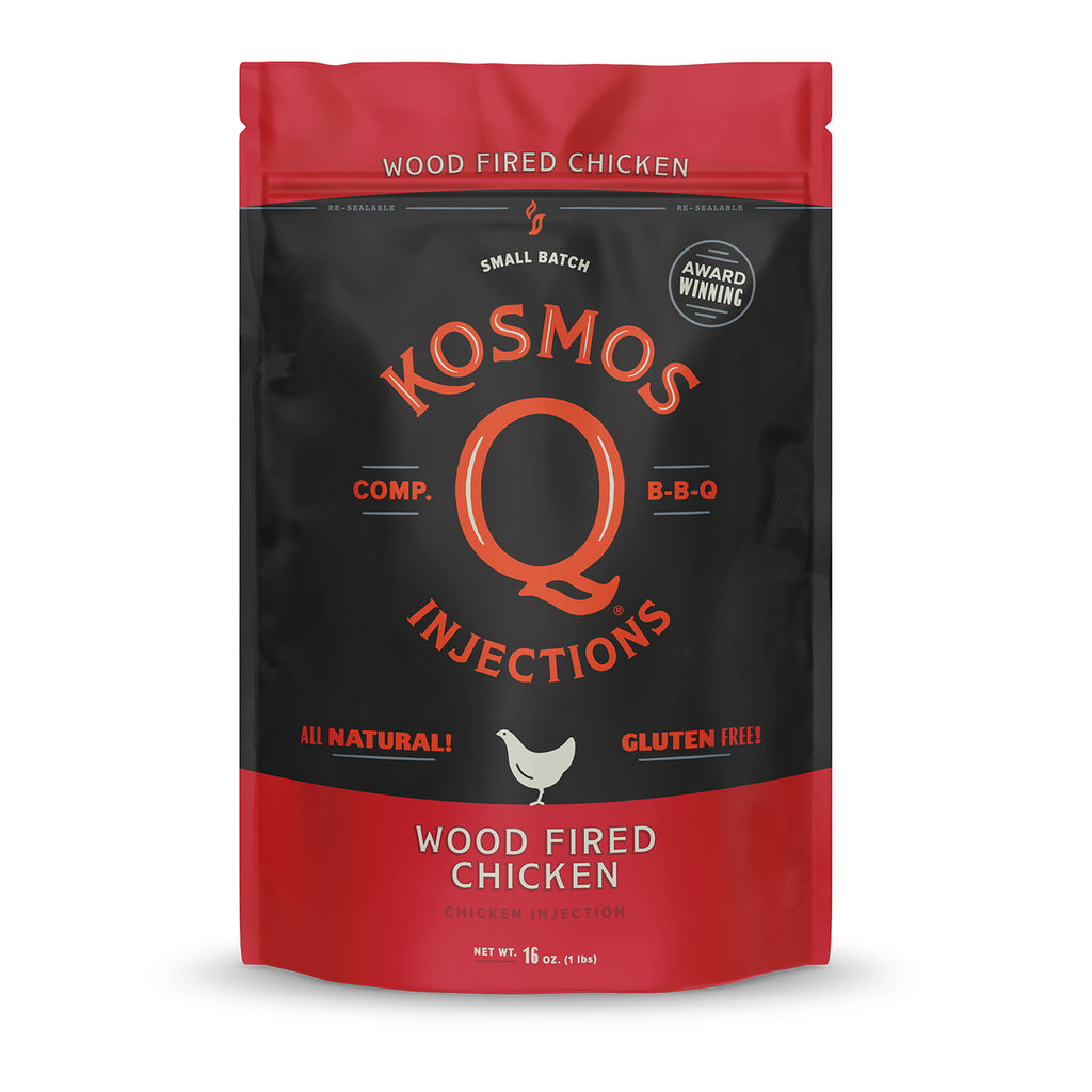 Kosmo's Injections - Wood Fired Chicken