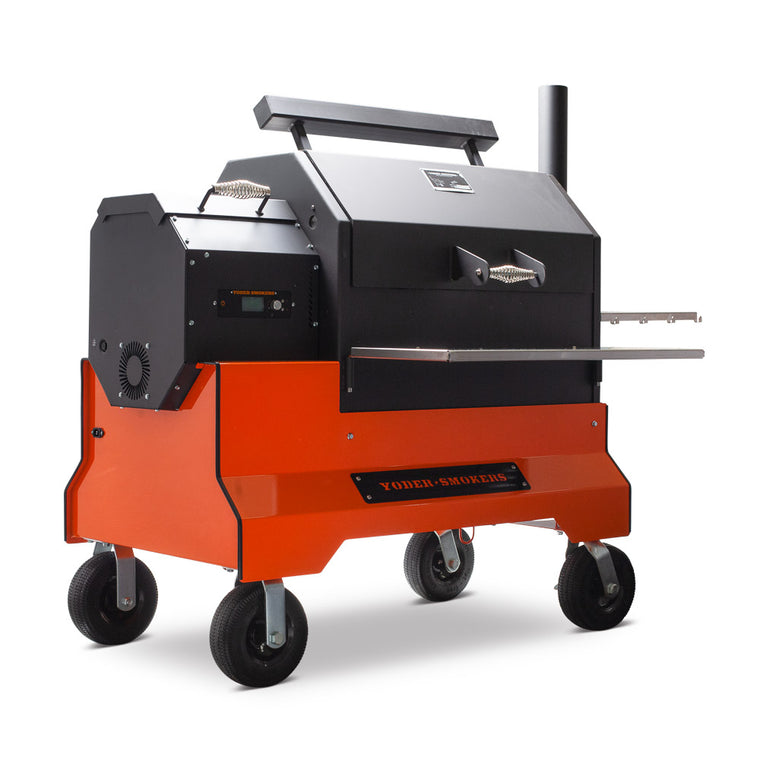 Yoder YS640S Competition Pellet Grill