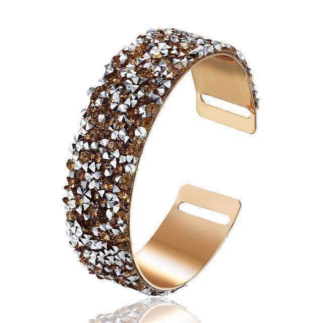 Rhinestone Bracelet - more colours available