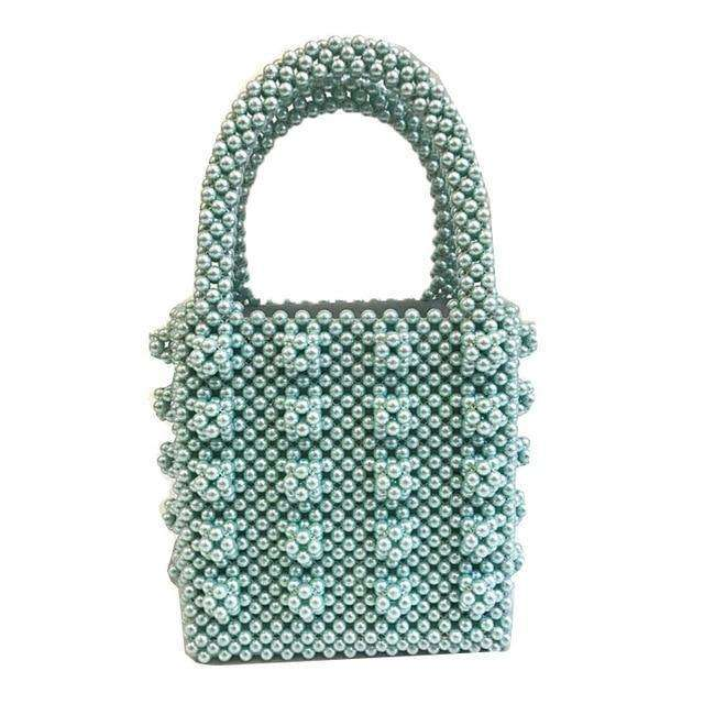 Pearl Beaded Bag - more colours available
