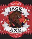 Jack Axe Hot Sauce Discount (12 Bottle Case)