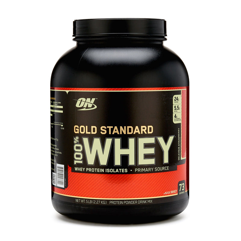 100 % Whey Gold - ON - Whey/Suero de Leche