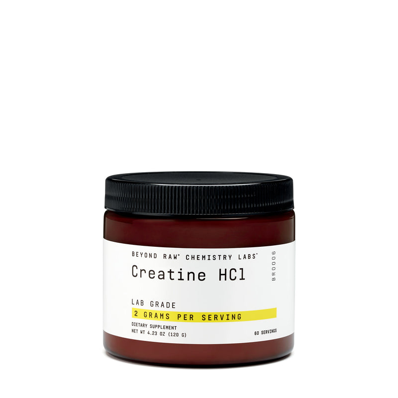 Beyond Raw Creatine HCL