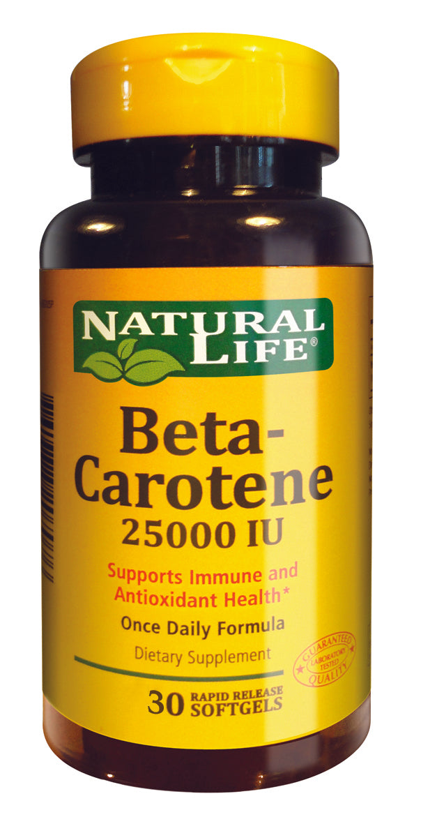 Beta-Carotene 25000 IU